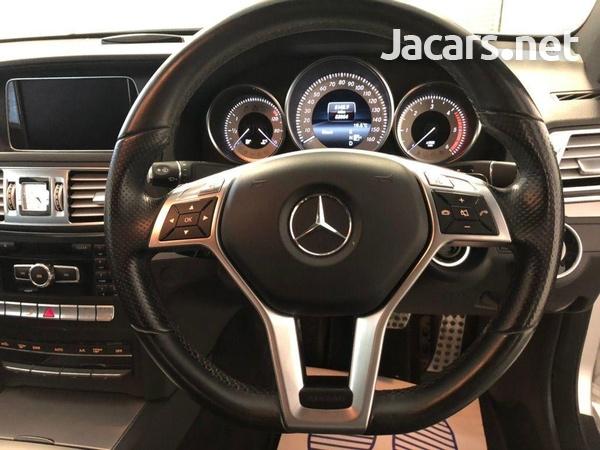 Mercedes-Benz E-Class 2,5L 2014-6