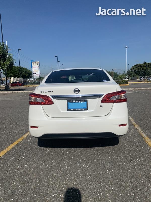 Nissan Sylphy 1,8L 2018-5