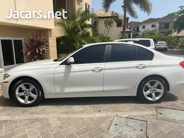 BMW 3-Series 3,0L 2015-2