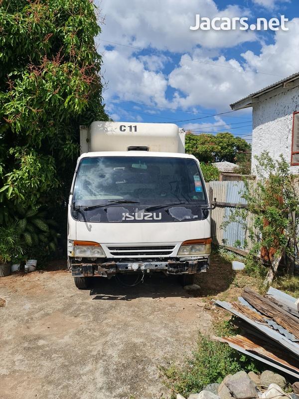 1994 Isuzu Elf 350 Freezer Box 5 ton truck