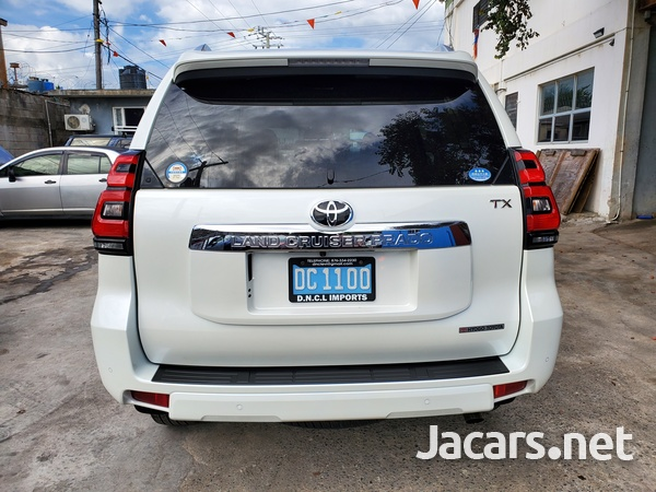 Toyota Land Cruiser Prado 2,7L 2018-6