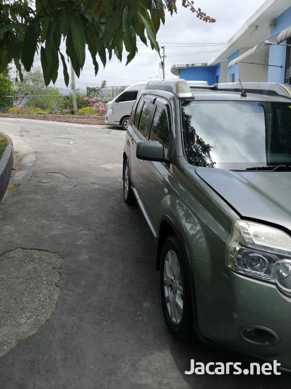 Nissan X-Trail 2,5L 2013-13