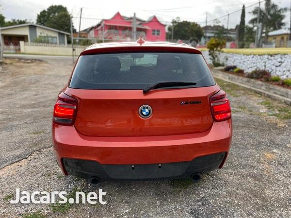 BMW 1-Series 3,5L 2013-10
