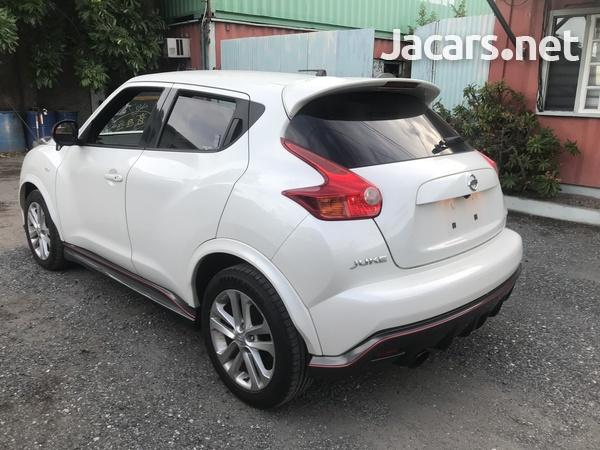 Nissan Juke 1,6L 2013-4