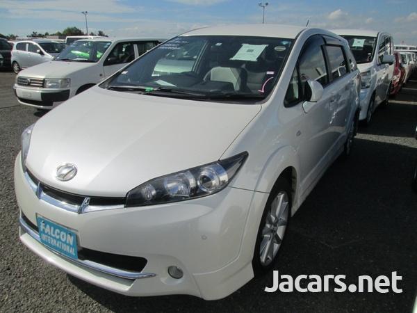 Toyota Wish 1,5L 2010-3