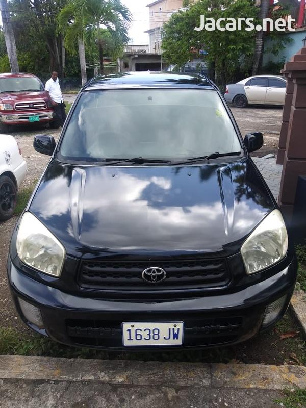 Toyota RAV4 2,0L 2003-3