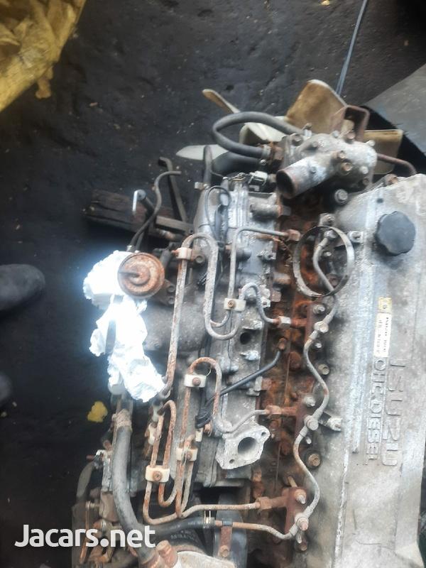 Isuzu 4HE1 Engines turbo intercooled-1