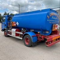 2001 DAF LF Water Truck