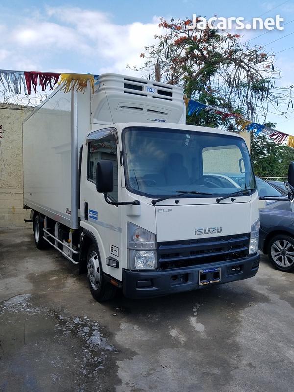 Isuzu Elf Freezer Truck 2012-2