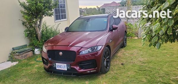 Jaguar F-Pace 2,0L 2017-1