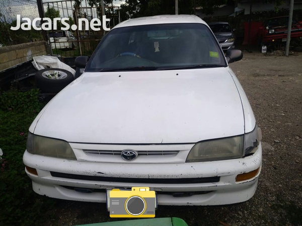 Toyota Corolla 1,6L 1992-2