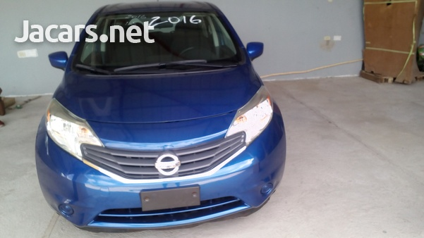 Nissan Note 1,5L 2016-6