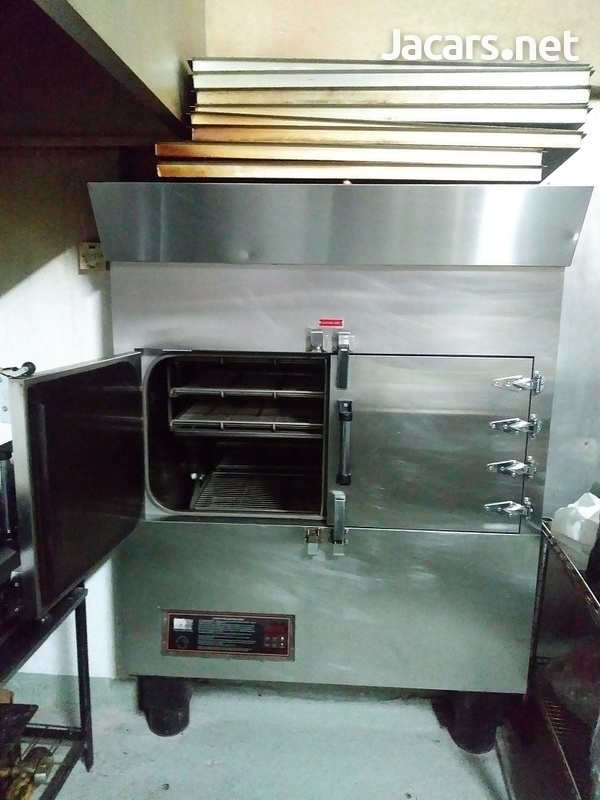 Rotary oven-3