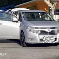 Nissan Elgrand 2,5L 2012
