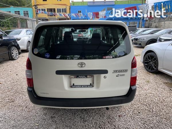 Toyota Succeed 1,5L 2016-5