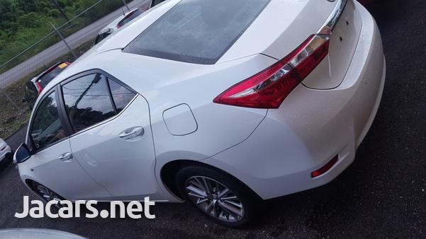 Toyota Corolla Altis 1,5L 2014-2