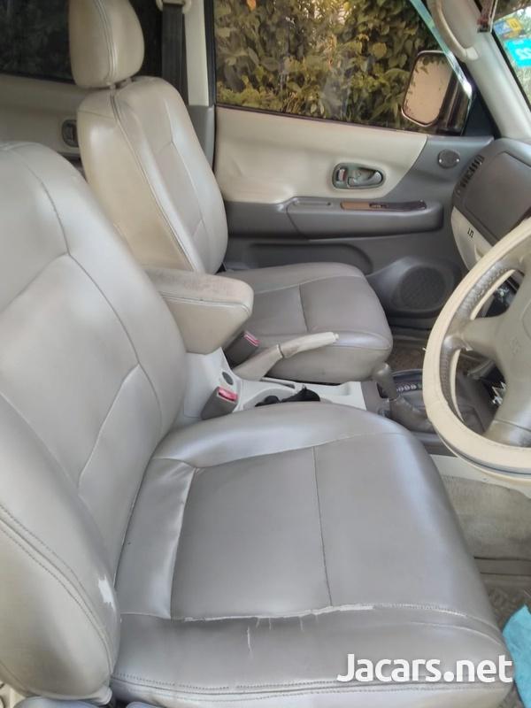 Mitsubishi Montero sport 4,0L 2001-3