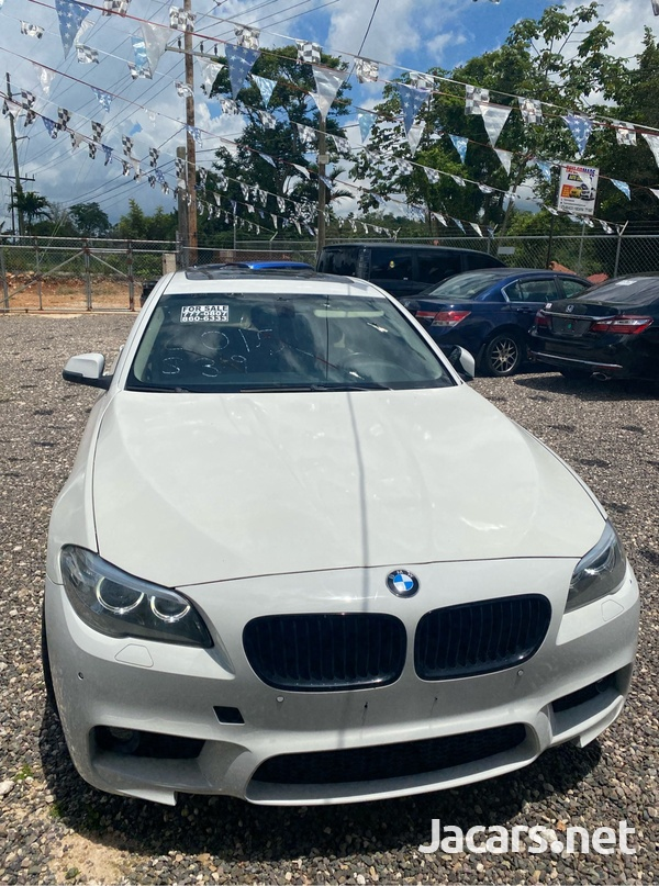 BMW 5-Series 2,5L 2015-1