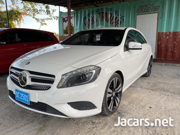 Mercedes-Benz A-Class 1,6L 2014-2