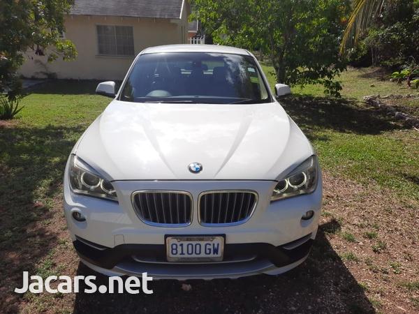 BMW X1 2,0L 2015-1
