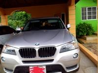 BMW X3 2,0L 2012