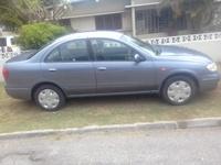 Nissan Sunny 1,6L 2003