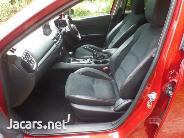 Mazda Axela 2,2L 2015-4