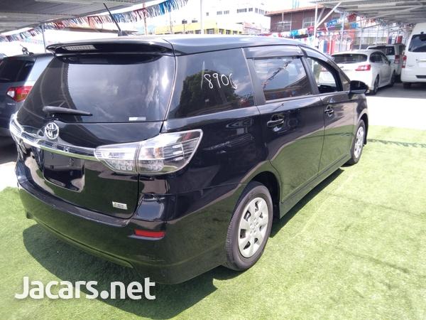 Toyota Wish 1,8L 2016-7