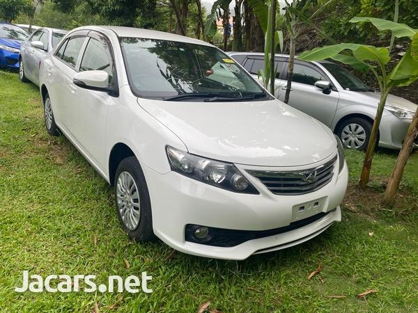 Toyota Allion 1,8L 2016-2