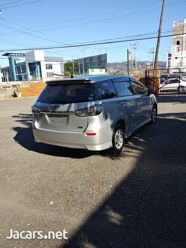 Toyota Wish 1,8L 2014-12