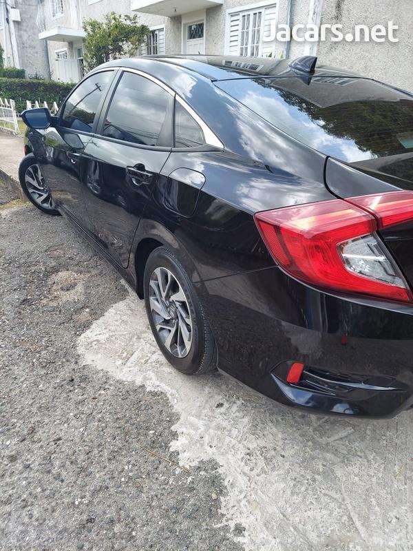 Honda Civic 2,0L 2018-2