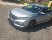 Honda Civic 2,5L 2018