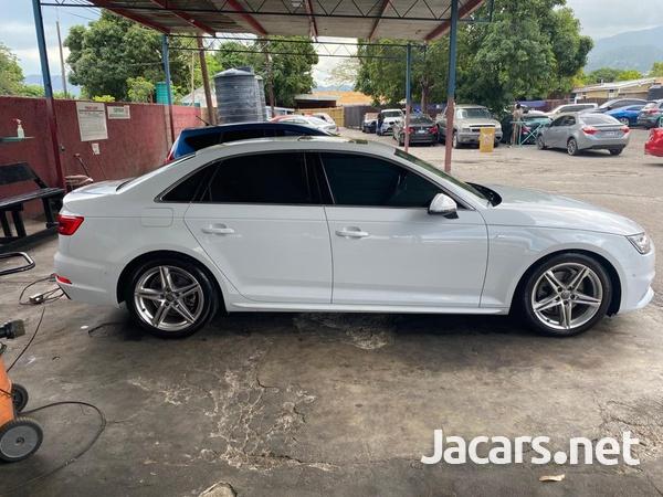 Audi A4 2,0L 2016-6