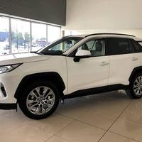 Toyota RAV4 Electric 2017
