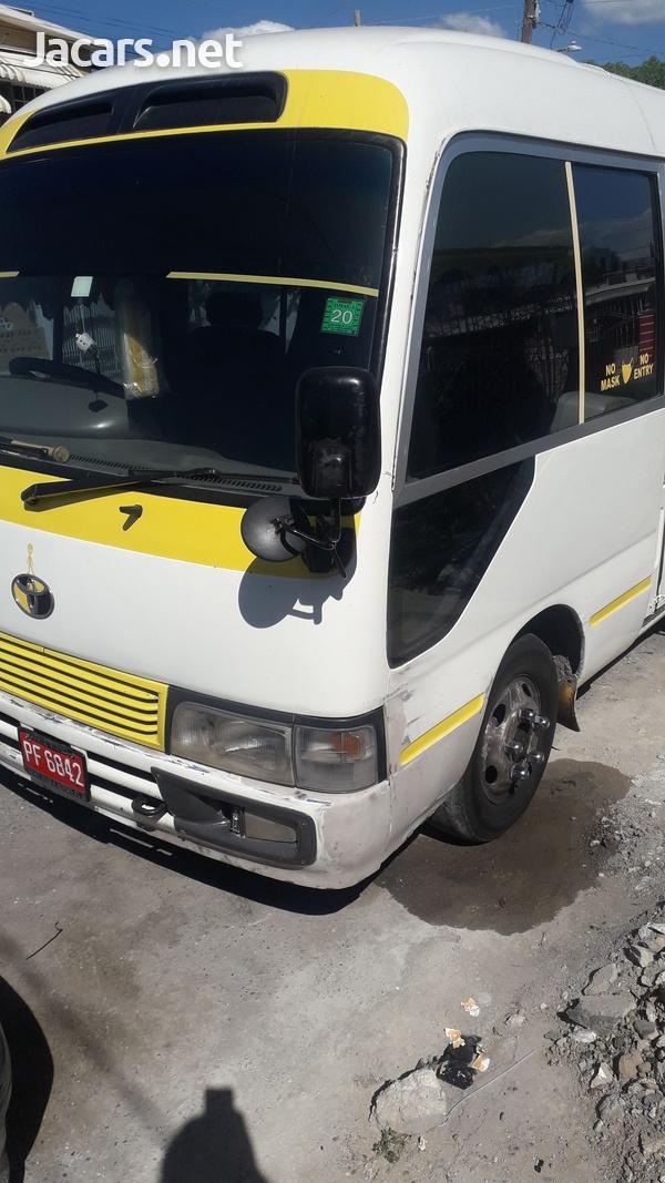 2002 Toyota Coaster Bus-2