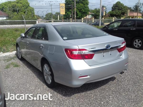 Toyota Camry 1,5L 2012-5