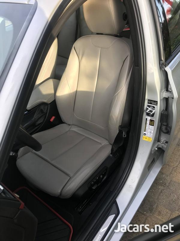 BMW M3 2,0L 2012-5