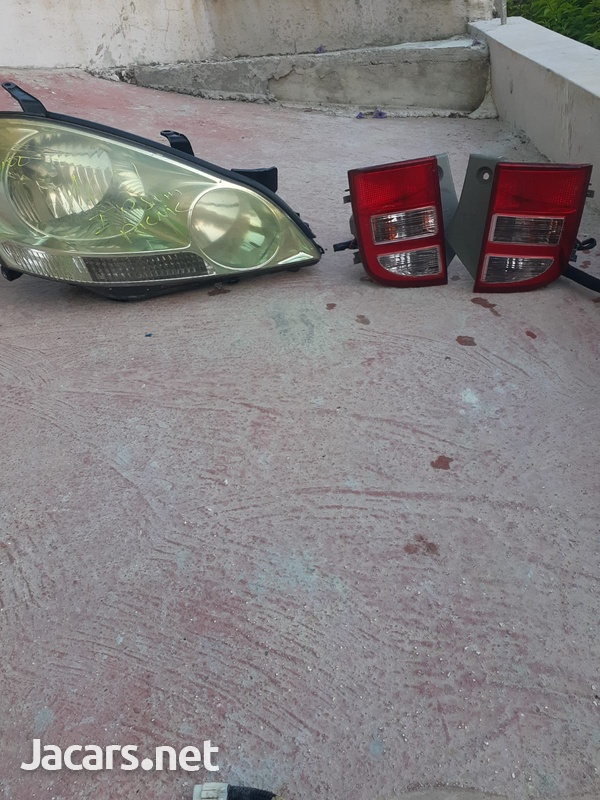 Headlight and Bumper Lights