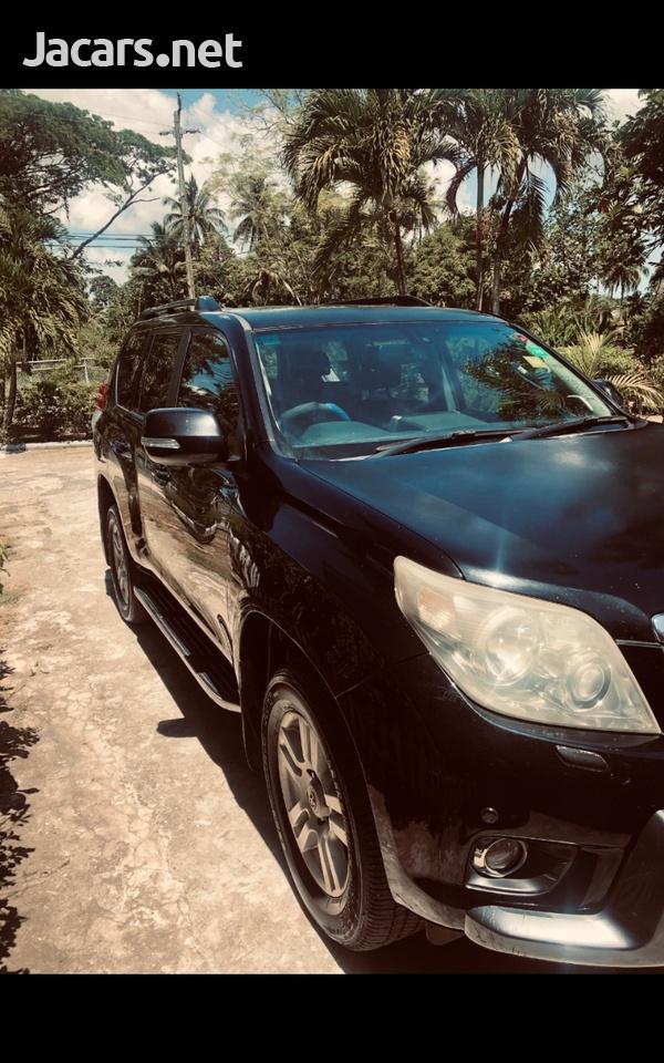 Toyota, Land Cruiser Prado 2,9L 2012-1