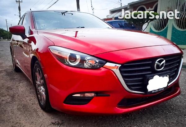 Mazda 3 1,5L 2017-3