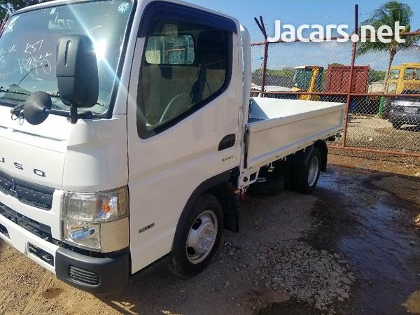 2014 Mitsubishi Canter truck-3
