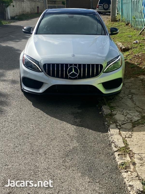 Mercedes-Benz C-Class 2,0L 2015-2