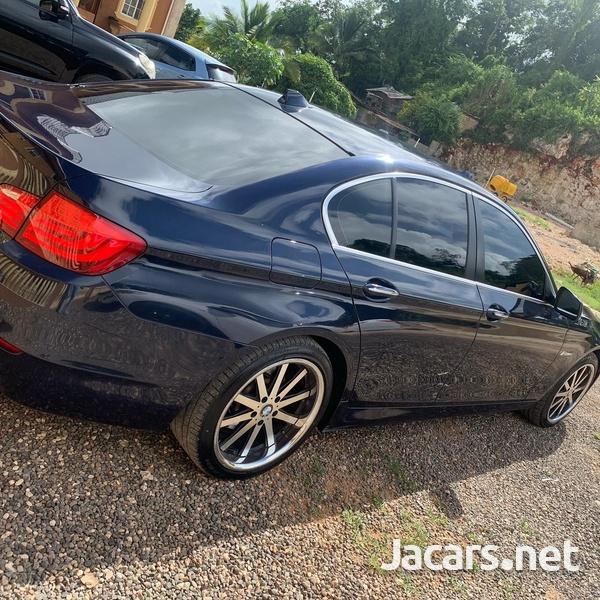 BMW 5-Series 2,0L 2011-8