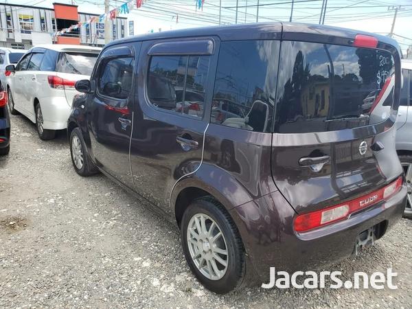 Nissan Cube 1,4L 2013-2