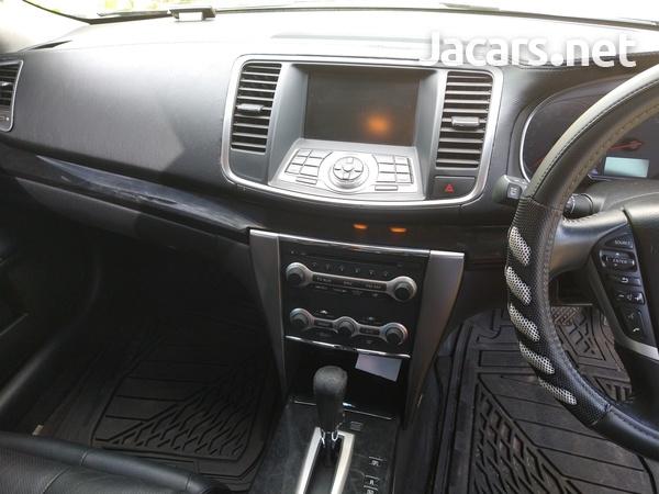 Nissan Teana 2,5L 2011-6
