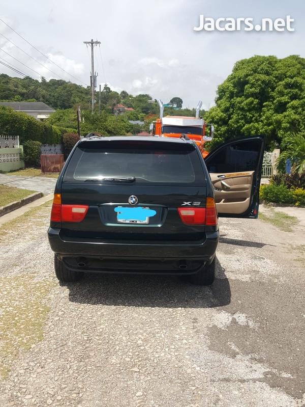 BMW X5 3,0L 2003-4
