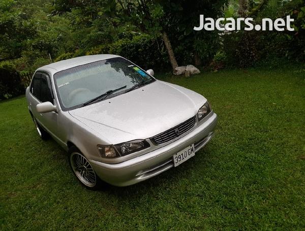 Toyota Corolla 1,1L 1998-4