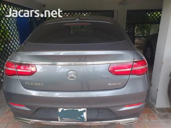 Mercedes-Benz GLE-Class 4,0L 2016-1