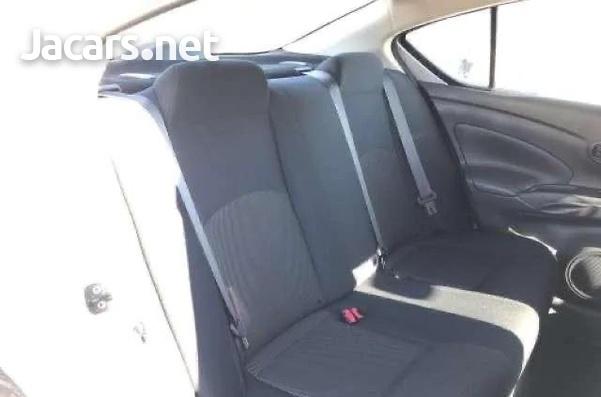 Nissan Latio 1,5L 2014-5