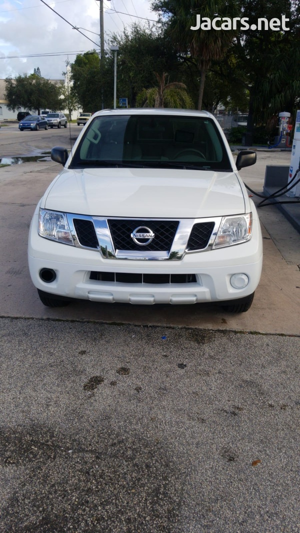Nissan Frontier 2,4L 2018-1